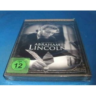 Abraham Lincoln - Das Original.  Huston Walter William L. Thorne und Una Merkel